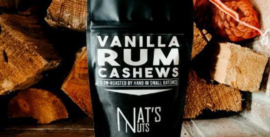 Vanilla Rum Cashews