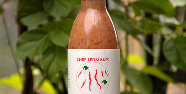 Strawberry Dijon Sauce & Salad Dressing