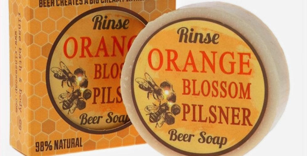 Orange Blossom Pilsner Soap