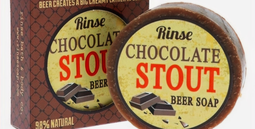 Chocolate Stout Beer Soap