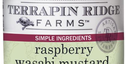 Raspberry Wasabi Mustard