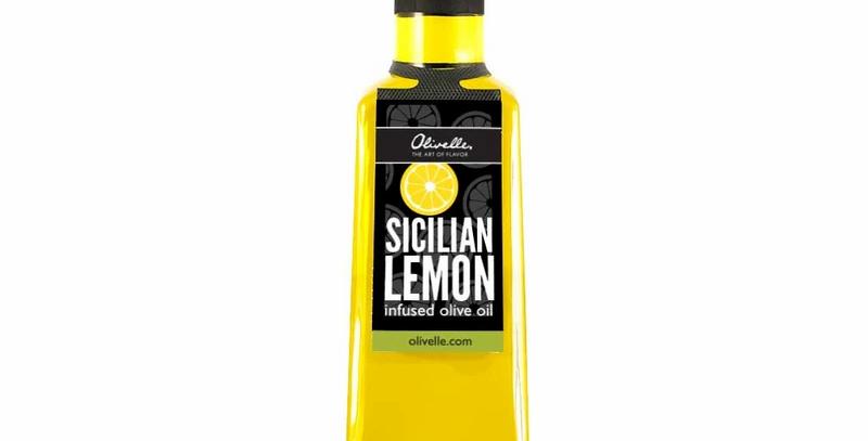Sicilian Lemon Infused Olive Oil