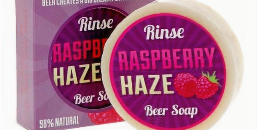 Raspberry Haze Beer Soap