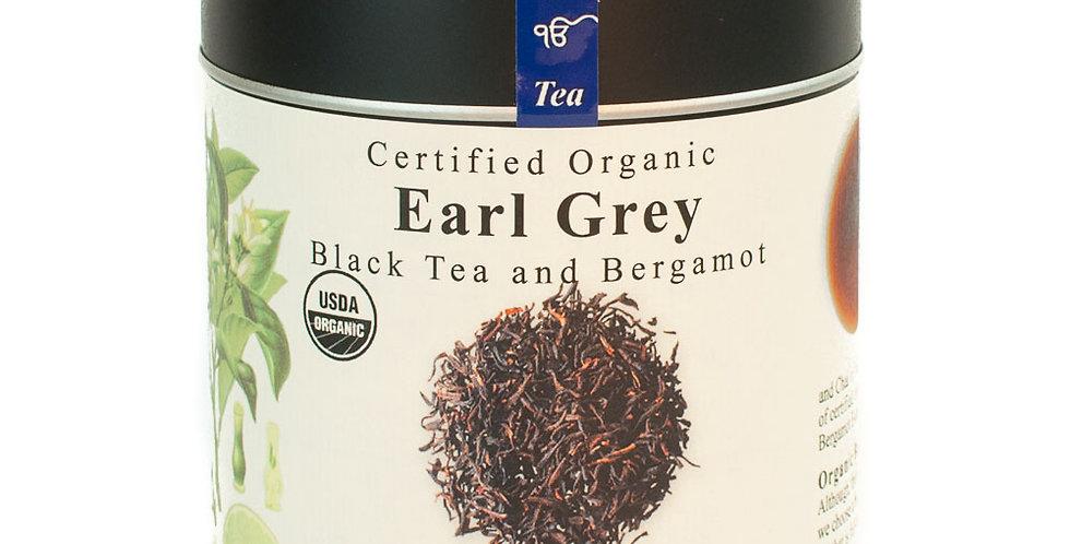 Earl Grey Scented Black Tea