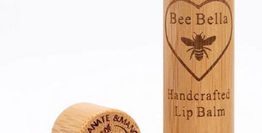 Bee Bella Pomegranate & Mango Lip Balm