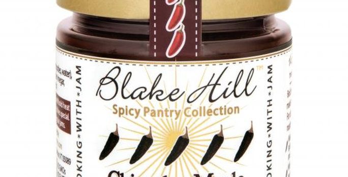 Chipotle & Maple Spicy Chili Jam
