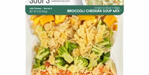 Virginia Blue Ridge Broccoli Cheddar Soup