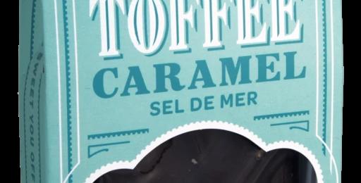 Sea Salt Chocolate Toffee