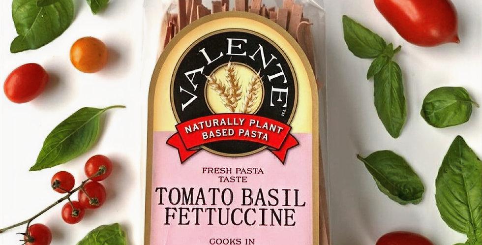 Tomato Basil Fettuccine