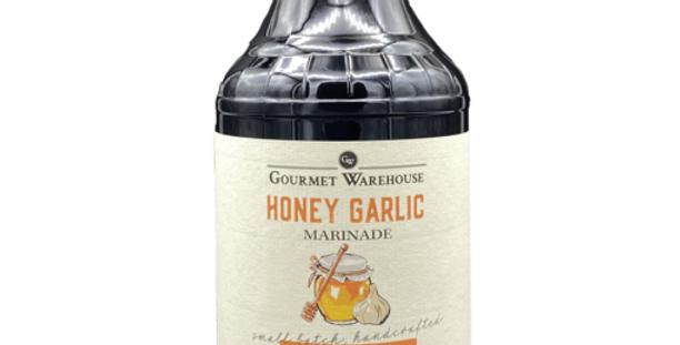 Honey Garlic Marinade