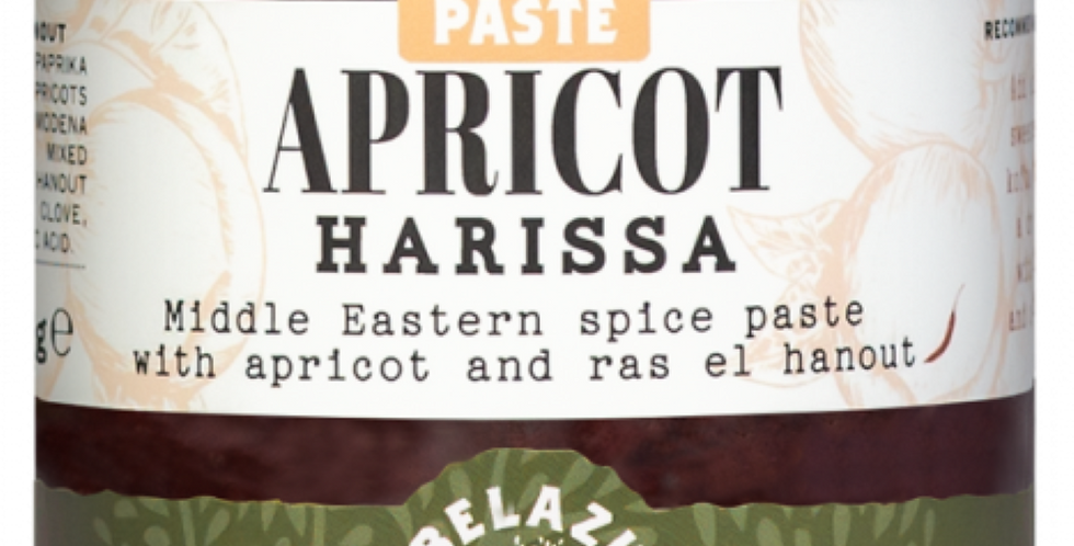 Apricot Harissa