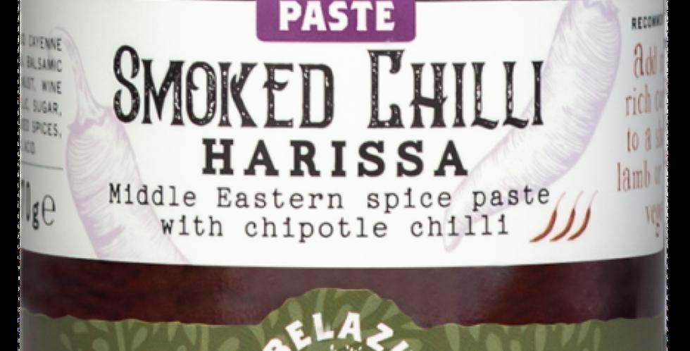 Smoked Chili Harissa