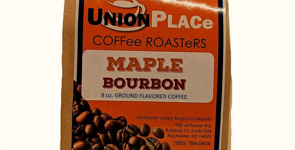 Maple Bourbon Coffee