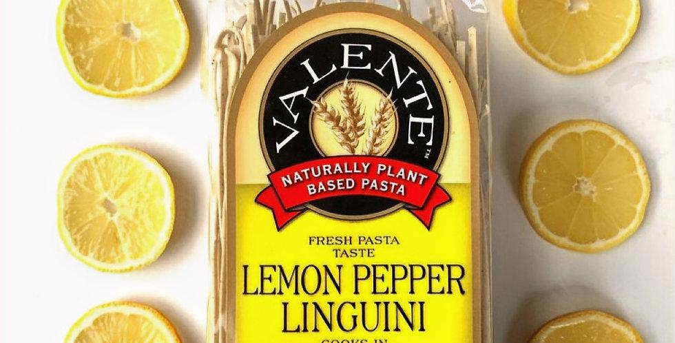 Lemon Pepper Linguini