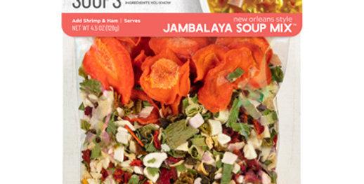 New Orleans Style Jambalaya Soup Mix