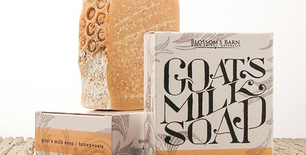 Honey & Oats Goat's Milk Soap