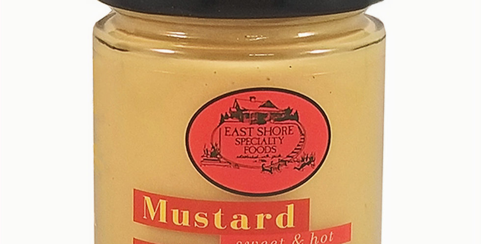 Sweet & Hot Mustard for Cheese