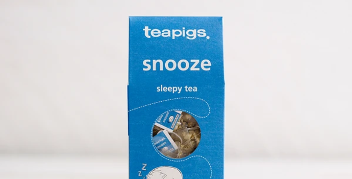 Snooze Organic Herbal Tea