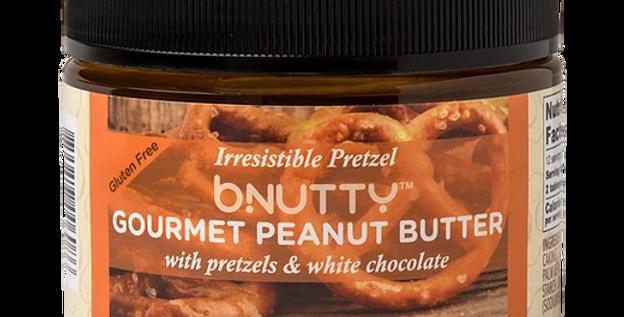Irresistible Pretzel Peanut Butter