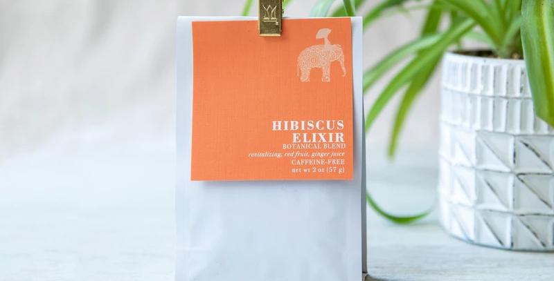 Hibiscus Elixer Tea