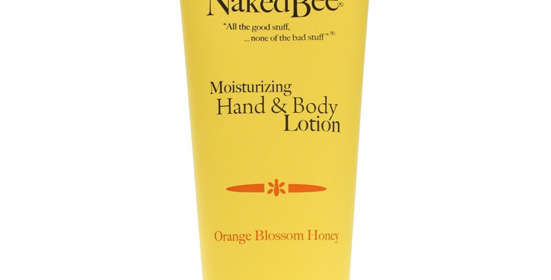 Naked Bee Moisturizing Hand & Body Lotion
