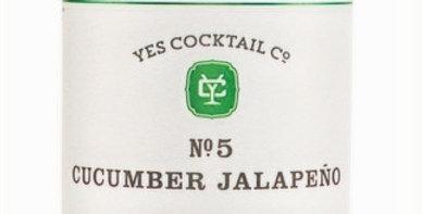 Cucumber Jalapeno Cocktail Mixer