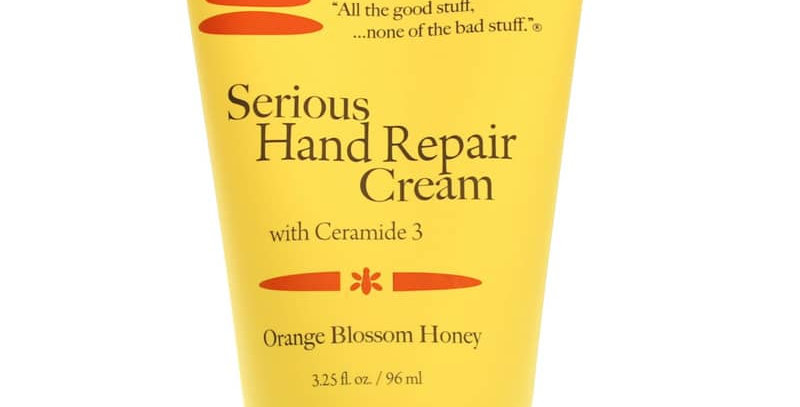 Naked Bee Serious Hand Repair Cream