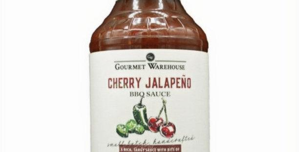 Cherry Jalapeno BBQ Sauce