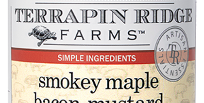 Smokey Maple Bacon Mustard
