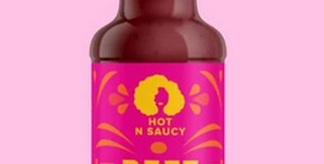Beet N Fresno Hot Sauce
