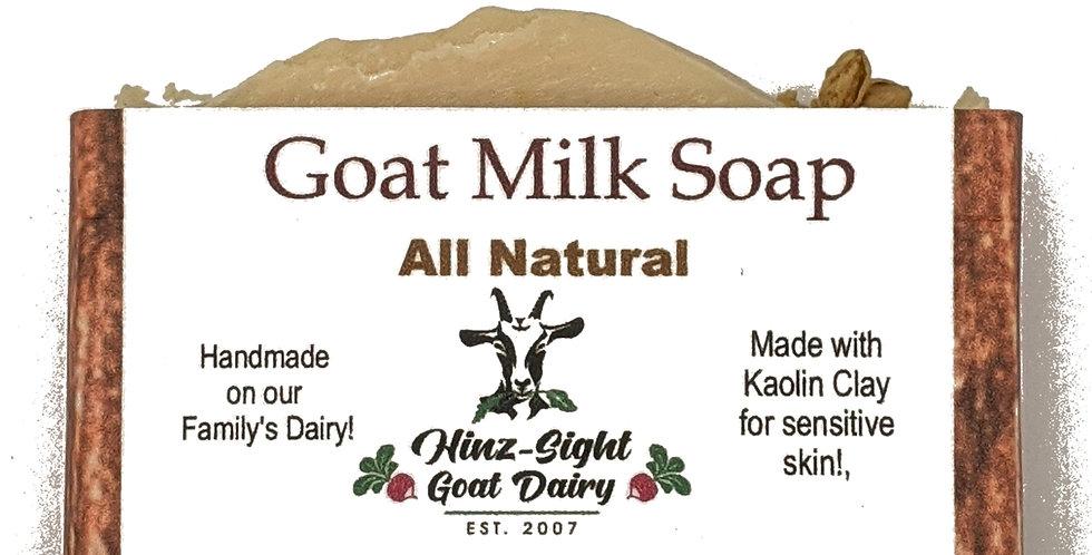 Goat Milk Soap for Sensitive Skin