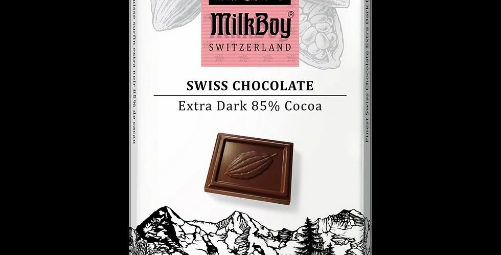 Swiss Chocolate Extra Dark 85% Cocoa
