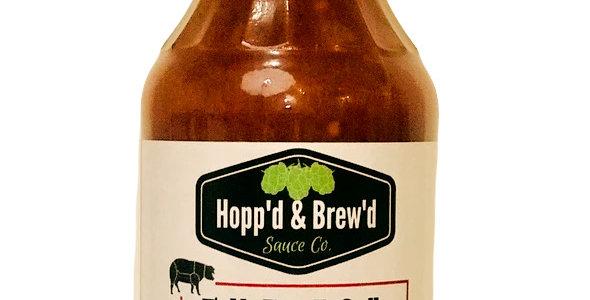 """Hopp'd & Brew'd The """"Q"""" BBQ Sauce"""