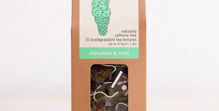 Chocolate & Mint Herbal Tea