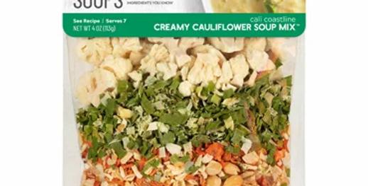 Cali Coastline Creamy Cauliflower