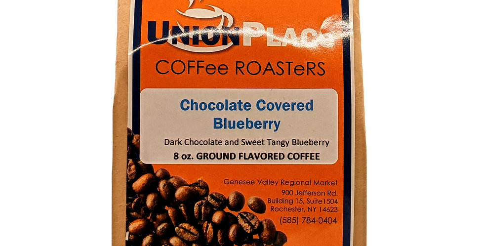 Chocolate Covered Blueberry Coffee
