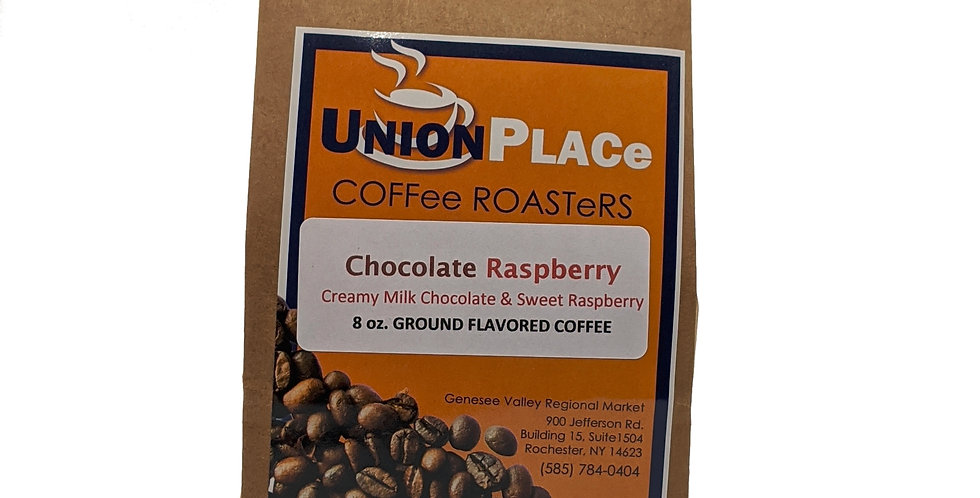 Union Place Chocolate Raspberry Coffee