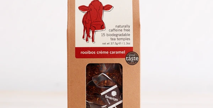 Rooibos Creme Caramel
