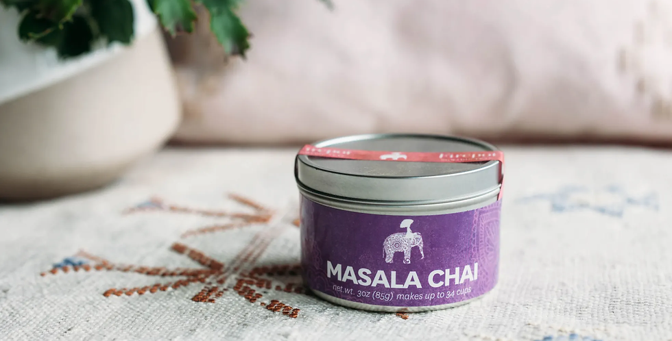 Masala Chai Loose Leaf Tin