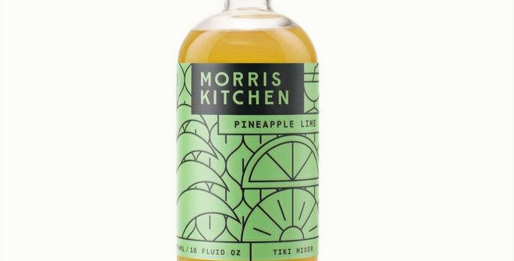 Pineapple Lime Tiki Mixer