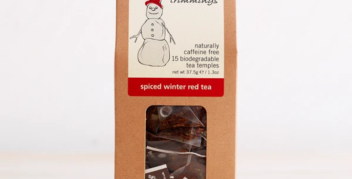 Spiced Winter Red Tea