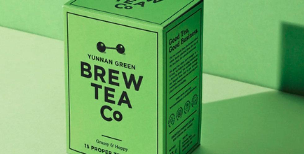 Yunan Green Tea