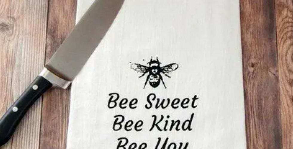 Bee Sweet Kitchen Towel