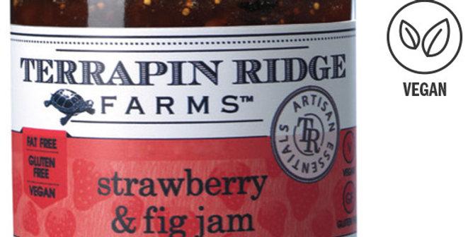 Strawberry Fig Jam