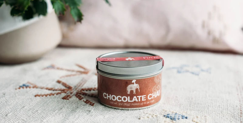 Chocolate Chai Loose Leaf Tin