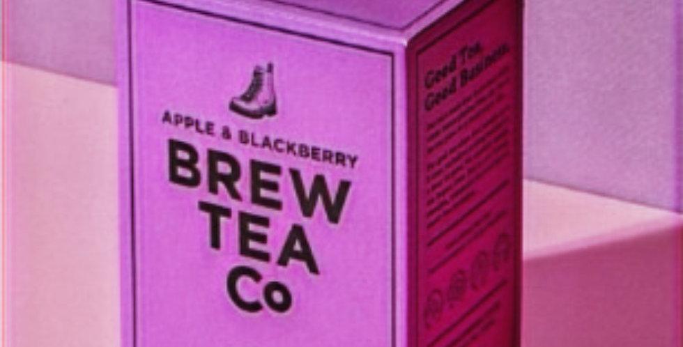 Apple & Blackberry Tea