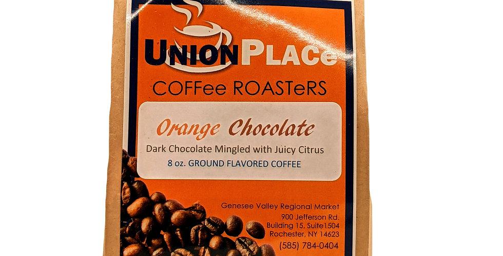 Orange Chocolate Coffee