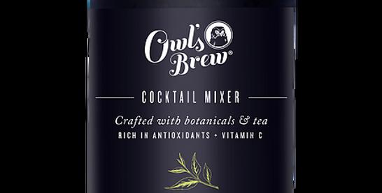 Citrus Sweet Tea Cocktail Mixer (English Breakfast Tea, Lemon & Lime)