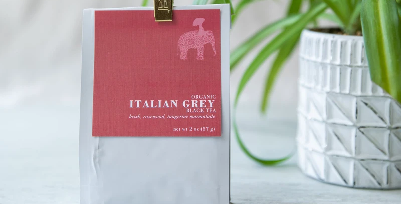 Italian Grey Tea