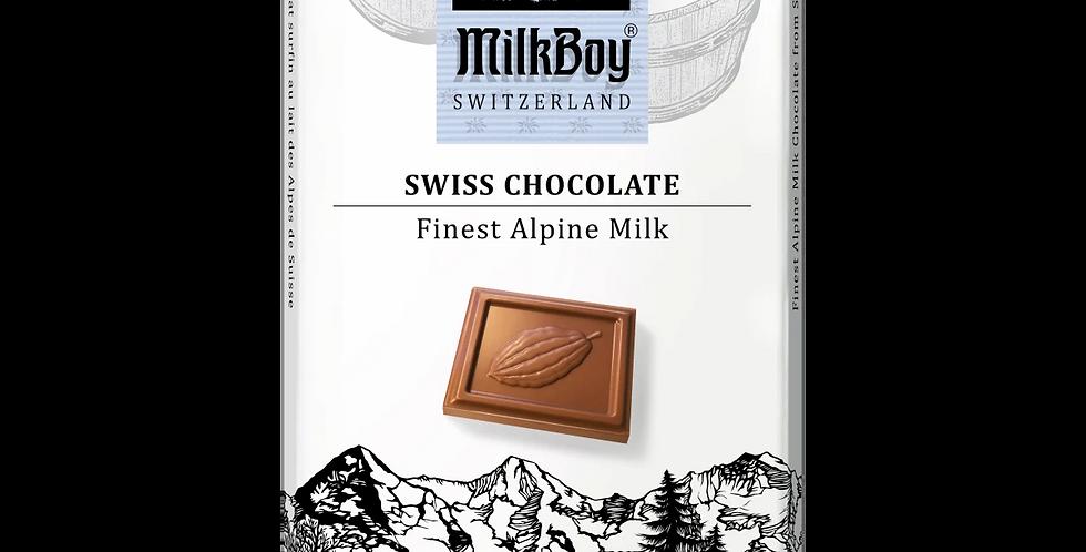 Swiss Alpine Milk Chocolate